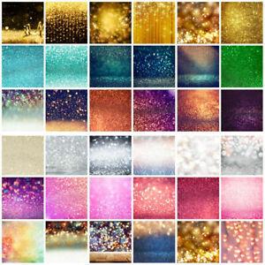 Dreamlike Glitter Photography Background Photo Backdrop Party Decoration