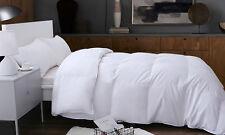 Palais European White Down Comforter Level 1: Lightweight