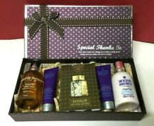 MOLTON BROWN GIFT SET 5 ITEMS BODY WASH HAND CREAM BODY LOTION SEE DETAILS NEW