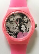 Pretty in Pink watch - Retro 80s designer watch