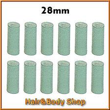 BIGOUDIS ADHÉSIFS pour les cheveux 28mm 12 pièces LABOR professionnel coiffeur