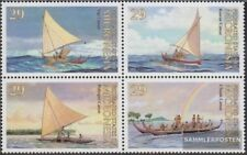 Mikronesien 290-293 block of four unmounted mint / never hinged 1993 Traditional