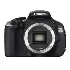 Canon EOS Rebel 600D / T3i 18 MP Digital SLR Camera Body Only