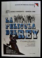 Poster Die Pelicula Der Rey Sorin C'Era Ein Volta Ein König Carlos Truffaut M312