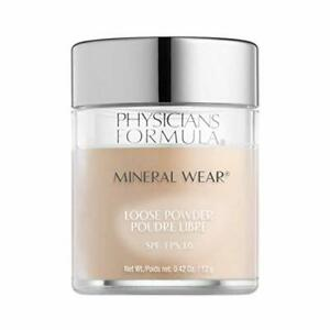 Physicians Formula SPF 16 Mineral Wear Loose Powder ~ Choose Your Shade
