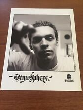 "RAPPER ""SLUG"" SEAN DALEY - ATMOSPHERE 8x10 Press PHOTO"