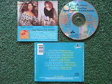 ANGELA CARRASCO & EDNITA NAZARIO *Dos Reinas del Caribe* DELETED 1993 USA CD EMI