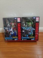 Transformers Studio Series Thrust And Starscream 2lot!!!