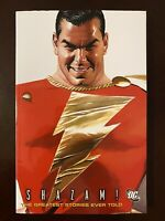 Shazam! The Greatest Stories Ever Told. TPB NM (20% to Feeding America)