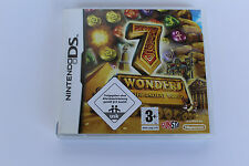 Nintendo DS 3DS Spiel 7 Wonders of the Ancient World