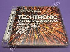 2 CD Techtronic - Mixed by Kaiser Souzai & Pierre Deutschmann (I-264) 26 Tracks