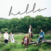 BOYS REPUBLIC - Hello (4th Single) CD+Golden Ticket+Photocard