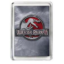 Jurasic Park 3. The Movie. Fridge Magnet.