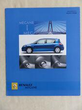 Renault Megane Avantage - Sondermodell - Prospekt Brochure 03.2005