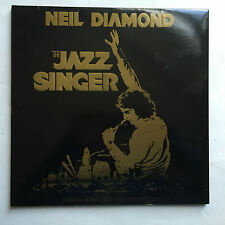 NEIL DIAMOND - THE JAZZ SINGER * LP VINYL * FREE P&P UK * EMI OC 062-88 266 *