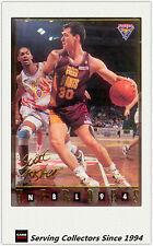 1994 Australia Basketball Card NBL Series 2 National Heroes NH11:Scott Fisher