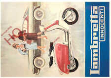 Picture Postcard-:LAMBRETTA, ADVERTISING (REPRO) [MAYFAIR]