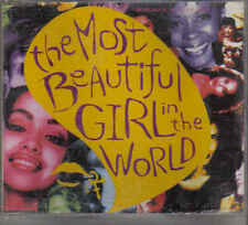 Prince-The Most Beautiful Girl In The World cd maxi single