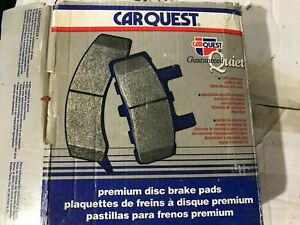 Disc Brake Pad-Premium Front,Rear CARQUEST BMD154