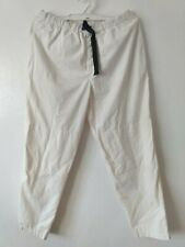 "Vintage Union Bay Men's White Medium ""River Pant"" Trade Mark Pants 32 inseam"