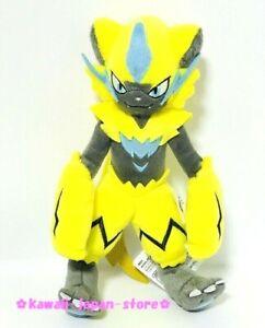 "Pokemon Plush Doll Zeraora 9""(23cm) from Pokemon's New Movie BANPRESTO"