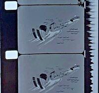 Advertising 16mm Film Reel - ORAGEN Consumer Drug Corporation Water Skier C04