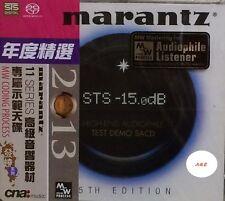Marantz High End Audiophile Test Demo SACD 15th Edition
