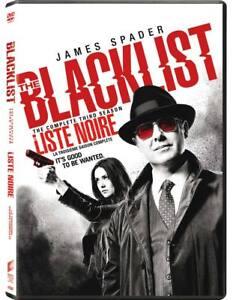The Blacklist Season 3 (6 DVD) Sony Pictures