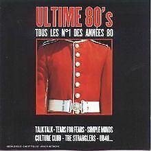 Ultime 80'S von Compilation, Sigue Sigue Sputnik   CD   Zustand gut