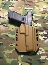 Coyote Tan Kydex Holster for Glock 34 35