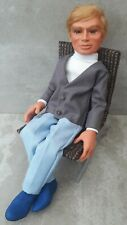 More details for gerry anderson thunderbirds gordon tracy replica puppet kit full studio scale