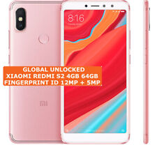 """XIAOMI REDMI S2 3/4GB 32/64GB 12mp Fingerprint 5.99"""" Android 8.0 Smartphone Lte"""