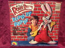 Roger rabbit blow up buddy, 36 inches tall- sealed-1988