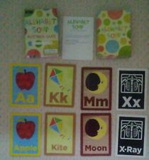 New listing Alphabet Soup Matching Game Playing Cards *New in Imperfect Box*.