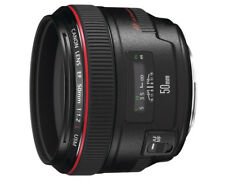 Canon EF 50mm 50 f/1.2L USM