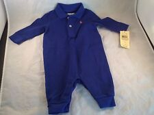 Ralph Lauren Polo One Piece 3 M Babies Clothes 3M new with tags Box M