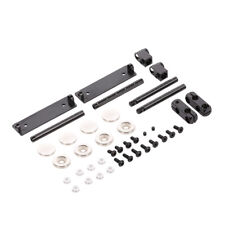 Front And Rear Body Mounts Stealth CNC For 1/10 Traxxas Axial HSP HPI RC M1U1