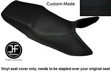 BLACK AUTOMOTIVE VINYL CUSTOM FITS HONDA 89-97 CBR 1000 F DUAL SEAT COVER ONLY