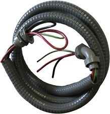 Water Proof Electrical Whip #8 Wire 3 Conductor (pigtail)