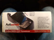 Airmar Actisense DST-P39 170Khz NMEA0183 Transom Depth/Speed/Temp Transducer