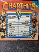Charthits 81 volume 2 ~K-Tel ~ NE 1142