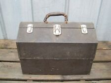 Vintage Kennedy Machinist Tool Box Chest A8805
