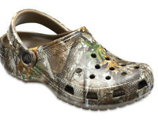 Classic Adult Realtree Edge Camouflage Crocs Free Shipping