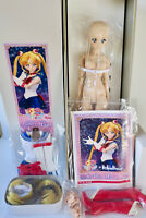 VOLKS Sailor Moon Dollfie Dream DDS Doll Limited 25th anniversary doll NEW USA