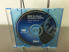 2004-2 BMW Navigation DVD for 3-Series 5-Series 7-Series M3 X3 X5 Z4 99000309800