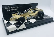 MINICHAMPS 1/43 400790029 Arrows Ford A2 R.Patrese 1979 #29