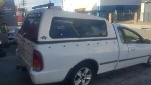 Ford Falcon BA BF and FG Ute canopy