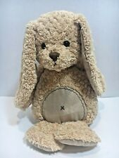 Animal Alley Bunny Plush Rabbit Stuffed Animal Toy Tan 12 inches soft Easter