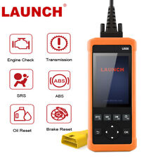 Automotive OBD2 Code Reader Diagnostic ABS SRS Airbag Engine Light Scanner Tool