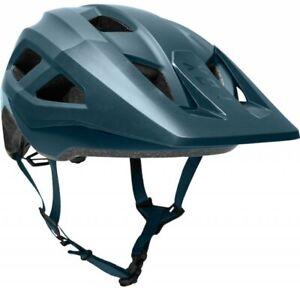 Fox Mainframe MIPS Helmet Slate Blue - Mountain Bike Cycling MTB Trail Enduro